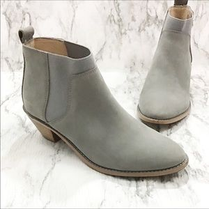 Kelsi Dagger Brooklyn Kadi Ankle Bootie /Fog Gray